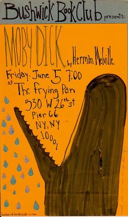 Bushwick Book Club-Moby Dick