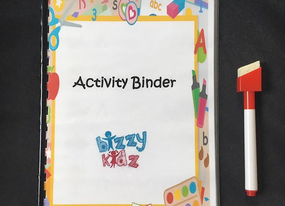 A5 Activity Writing Book