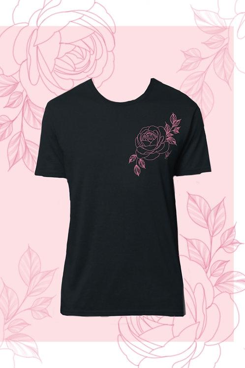 Black Unisex T-shirts