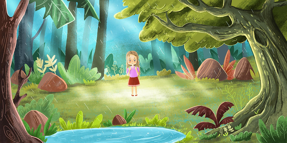 Illustration by Nejla Shojaie