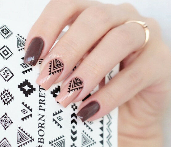 Nails art Water decal & Transfer
