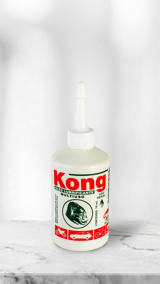 Óleo Lubrificante Kong