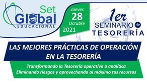 1er Seminario de Tesorería GlobalSET