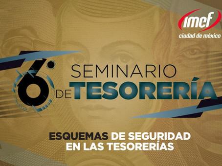 6to Seminario de Tesorería del IMEF