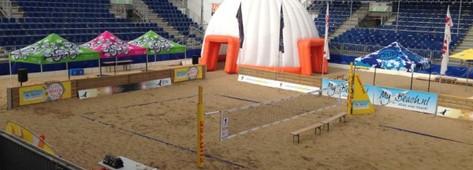 NK Beachtennis centercourt