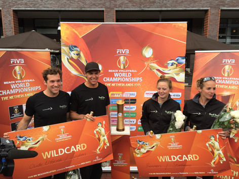 WK Wildcard toernooi 2015