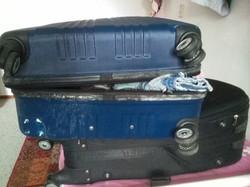 De eigen reiskoffer