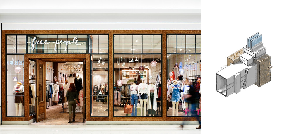 Free People Clothing Store