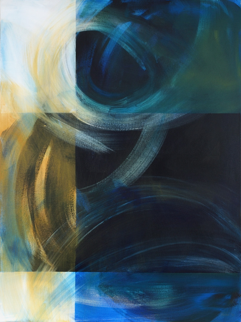 Nocturnal Blue #1