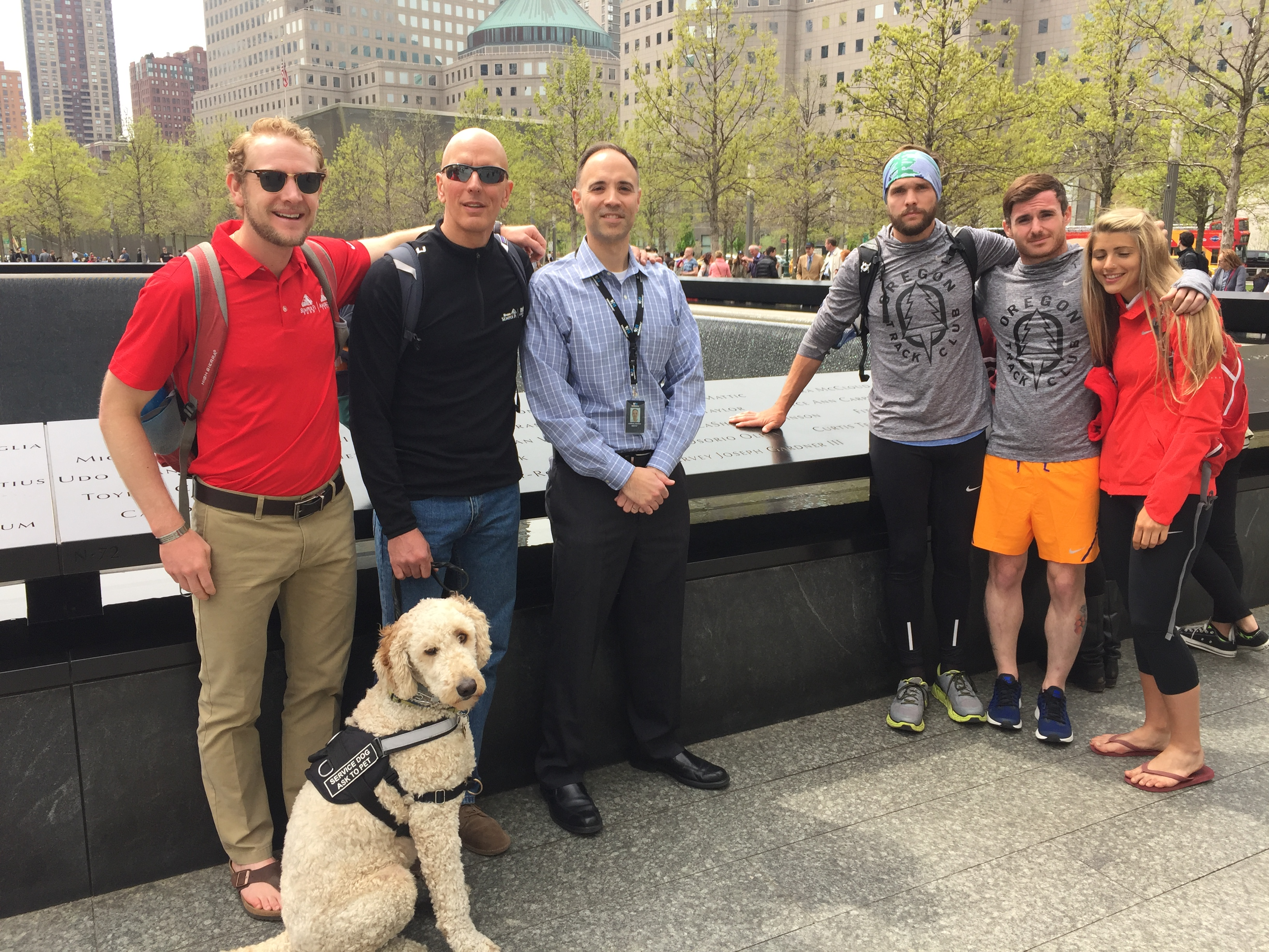 WTC 9/11 Memorial Visit