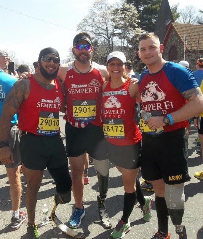 Marathon ready