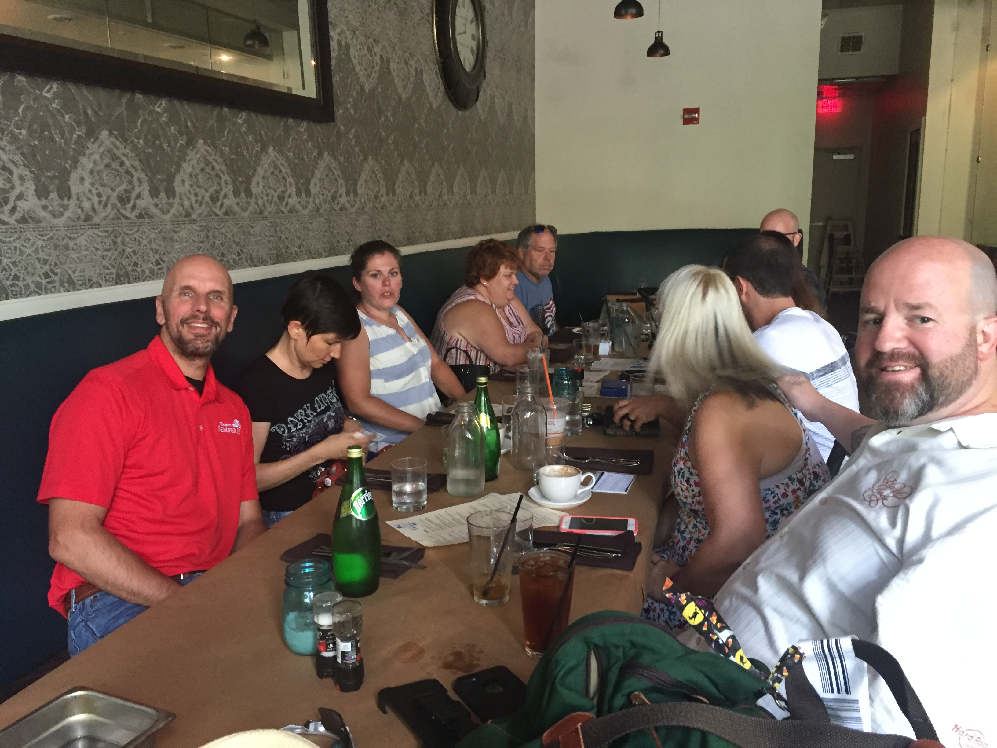 Orlando lunch meeting