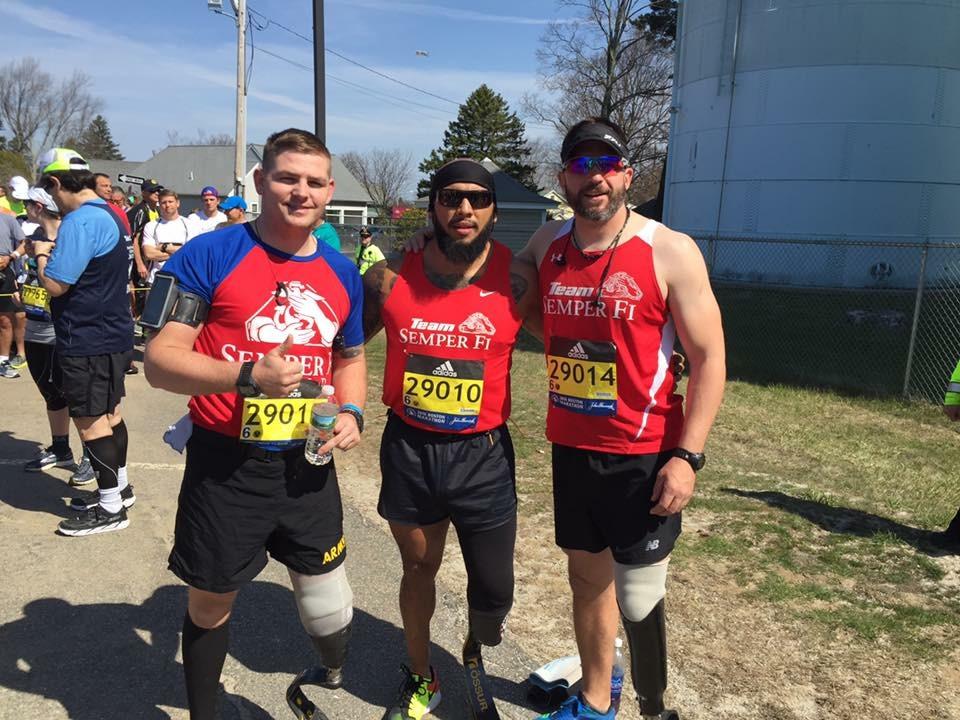 Pre-Boston Marathon