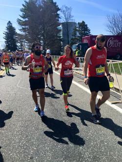 Pre-Marathon - Boston