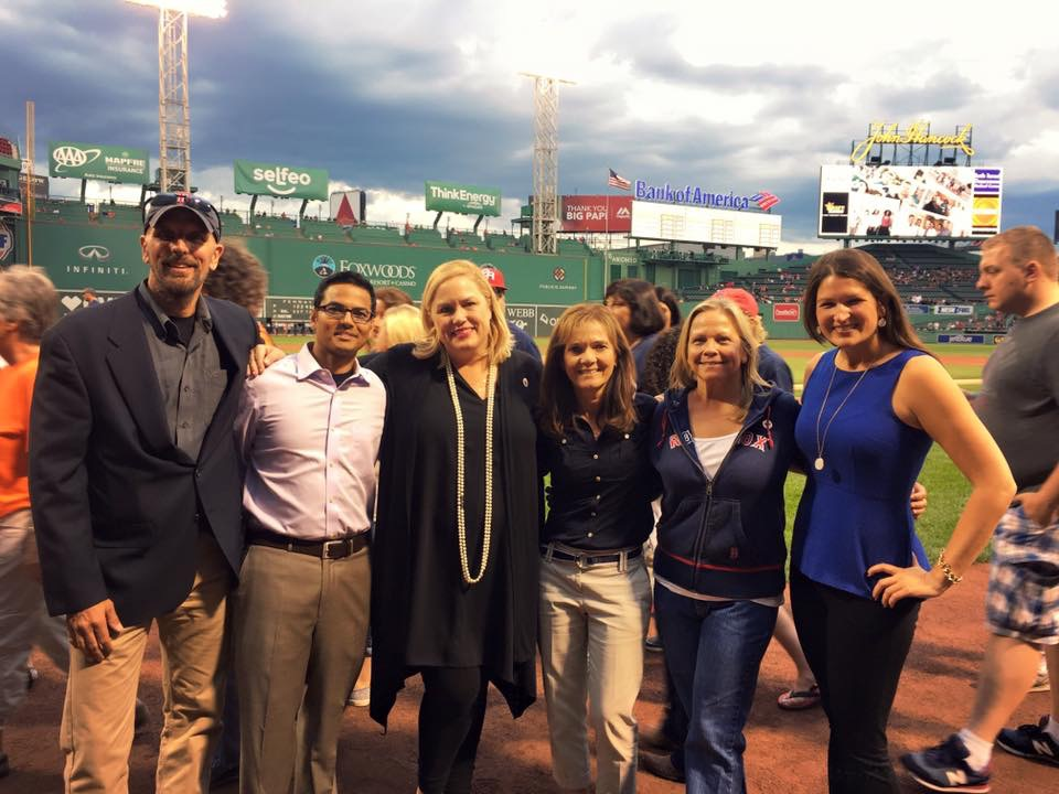 Fenway - Red Cross evening