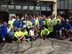 2014 Boston Marathon Team