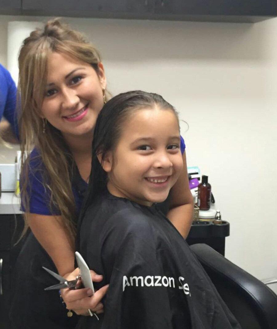 Haircut for Kids - Corte Niños