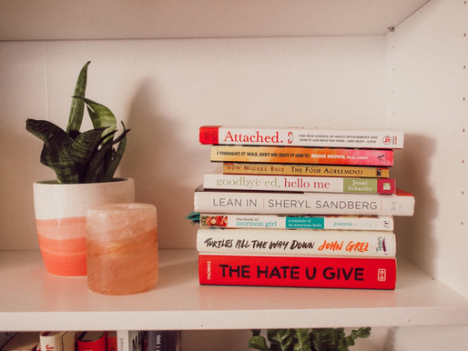 My Favorite Mental Health Related Books