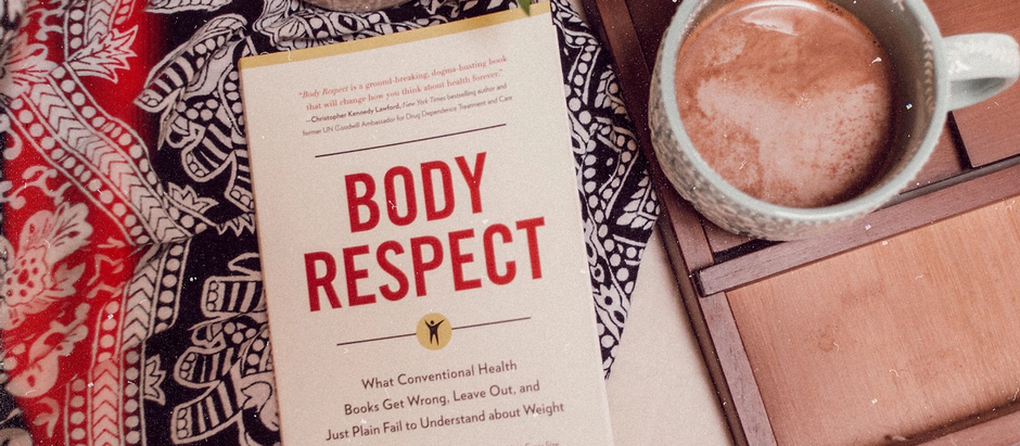 Book Review: Body Respect by Linda Bacon, Ph. D. and Lucy Aphramor, Ph. D, RD
