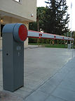 automatic parking barrier cyprus, electric barrier cyprus,
