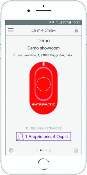 Entrematic-SVA-Smartphone