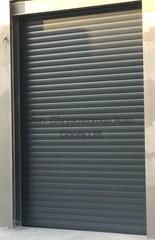 Commercial Roller Door 77mm Charcoal Colour
