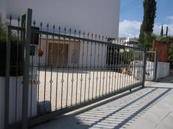 K500 sliding gate operator