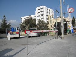 Ditec-QIK7EH Parking Barrier SOLAR