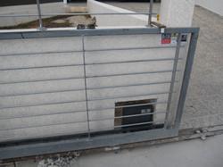 CROSS3 sliding gate operator