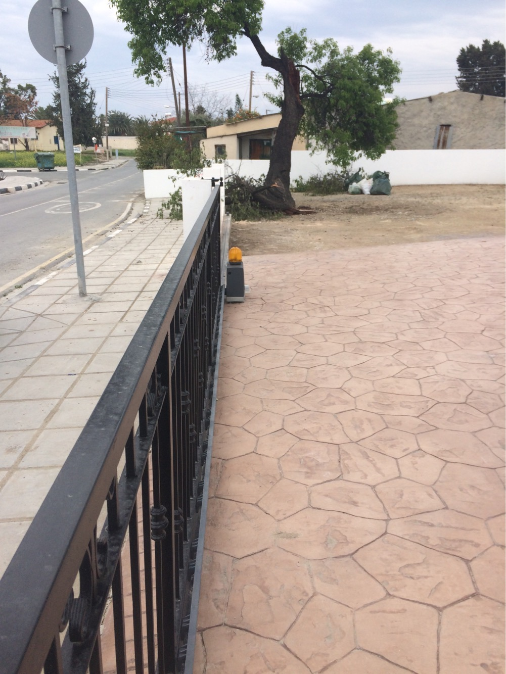 DITEC ENTREMATIC NEOs sliding gate a