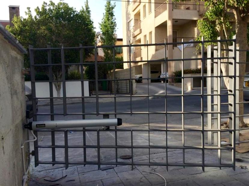 RAIDER swinging gate operator