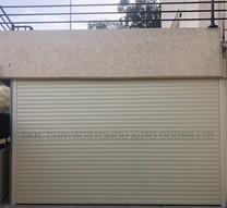 ROLLER GARAGE DOOR 77MM ALUMINIUM PROFILES