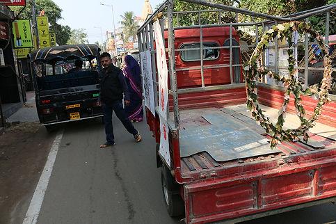 Cripple Dharmachakra, Puri