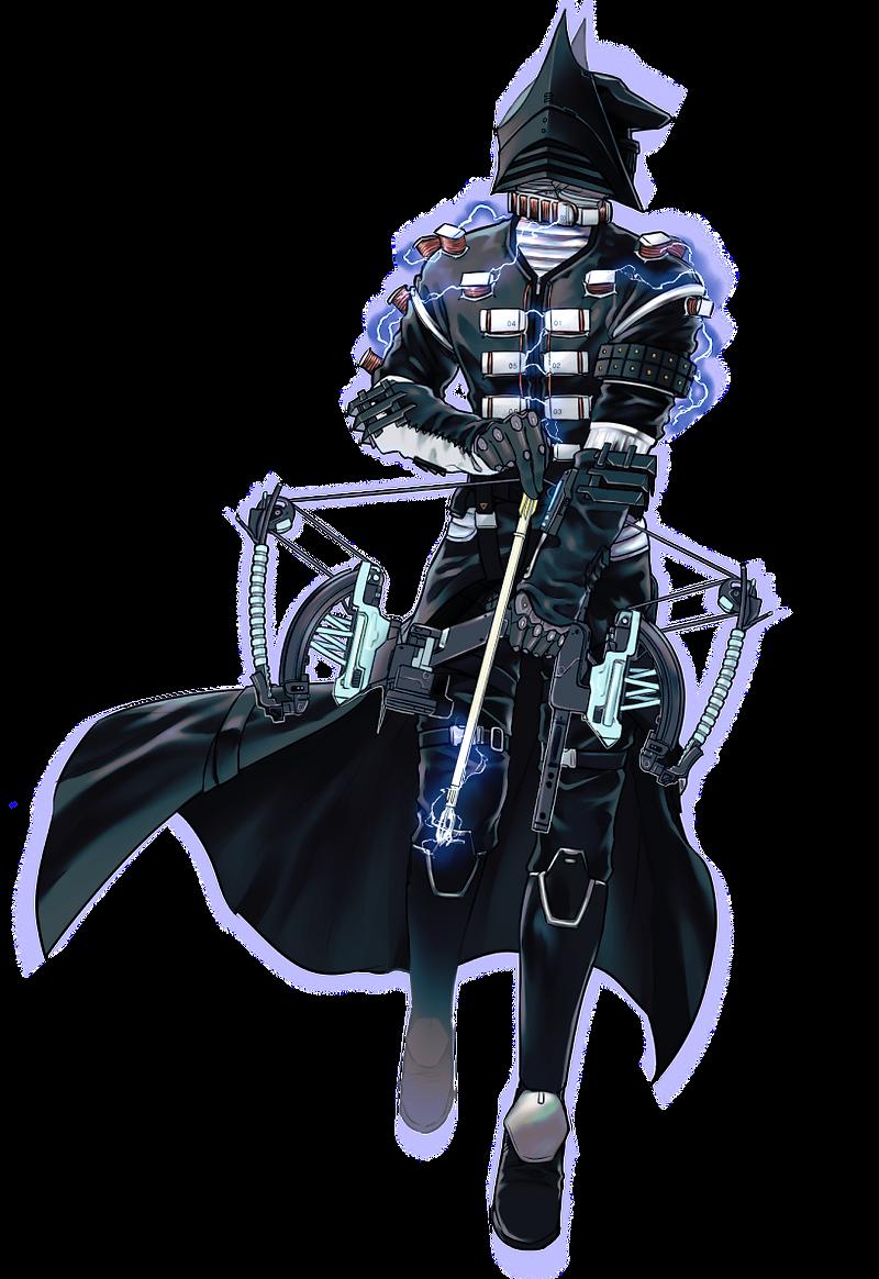 Trinity Ghoul,warlock,alter-8,눈눈(@nunnun