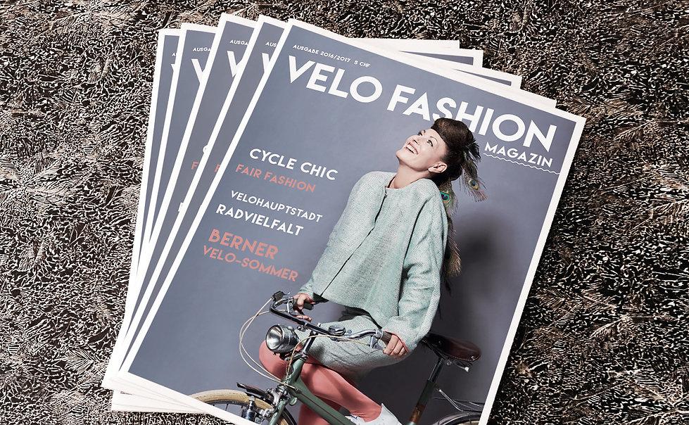 Velo Fashion Magazin / Design / brandlove.ch