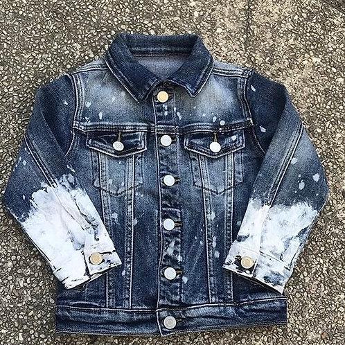 Let it Snow Jean Jacket