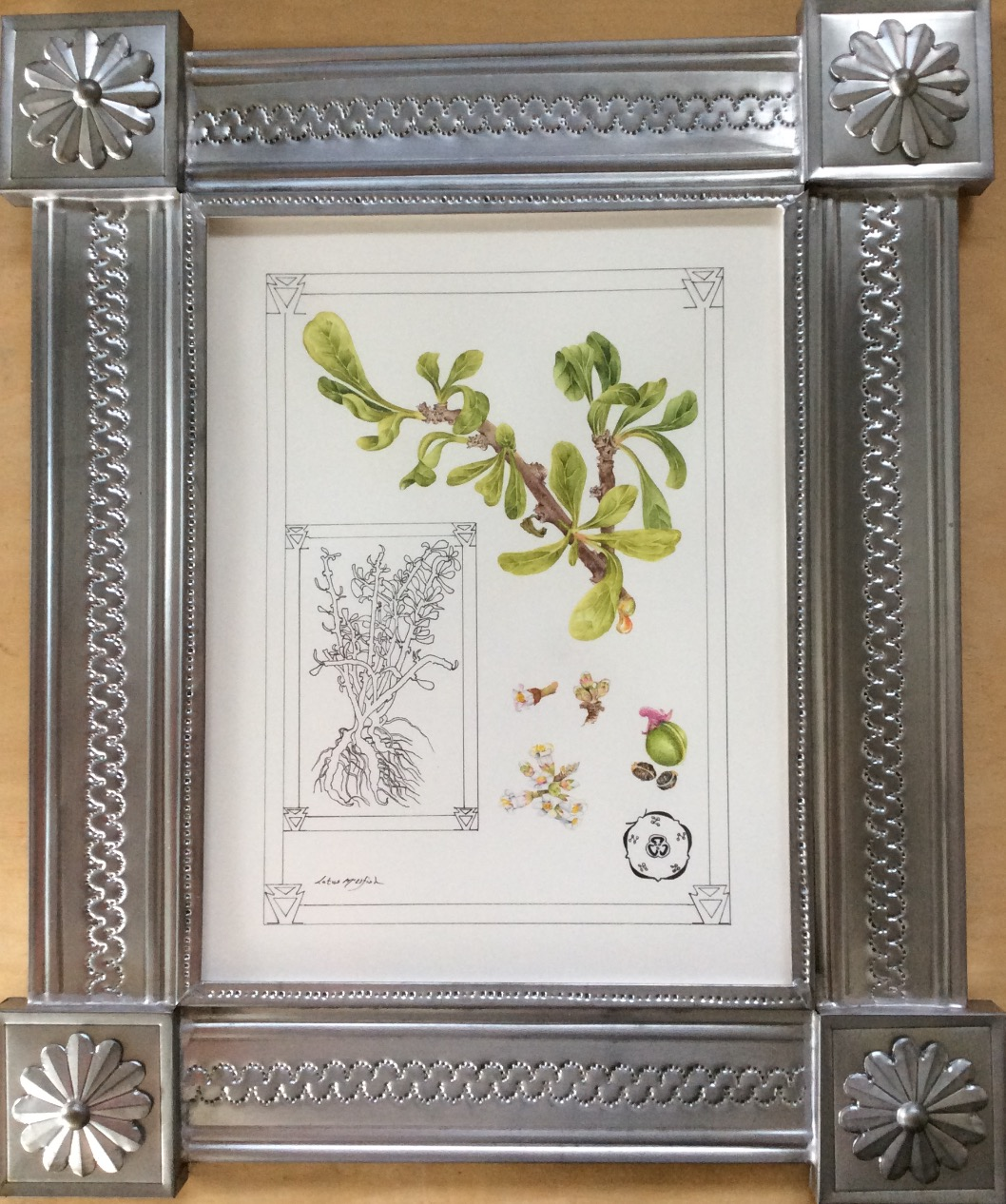 Decorative Tin Frames