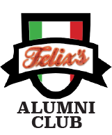 Crest for the Alumni Club at Felix's Restaurant & Oyster Bar in New Orleans, LA