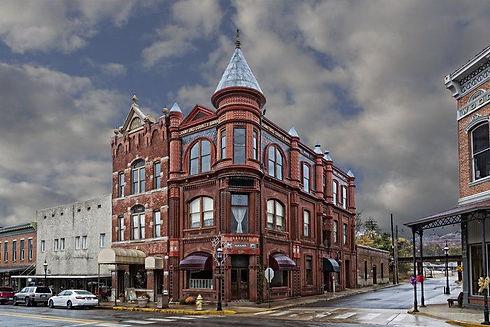 Historic Van Buren, Arkansas