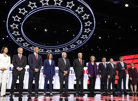 Winners from Tuesday night's debate