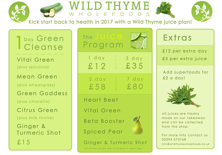 Wild Thyme Bar And Kitchen