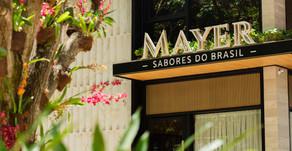 Mayer Sabores do Brasil inaugura na 116 sul