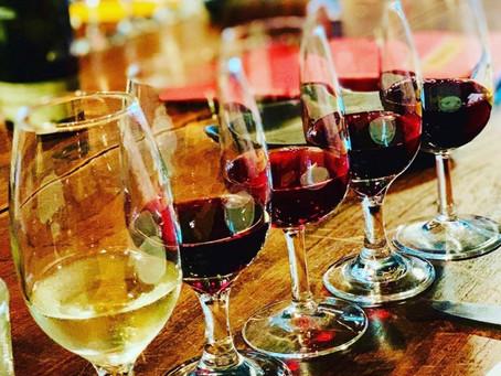 Sempre há um bom motivo para beber vinhos...