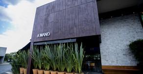 Restaurante 'A Mano comemora um ano com menu especial em novembro