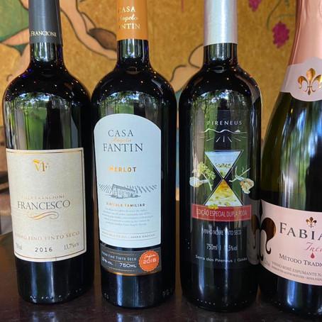Liquidação de vinhos já é tradição no começo do ano
