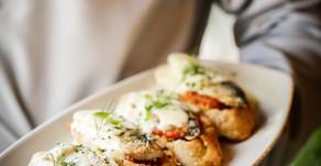 Menu Degustação no restaurante Sagrado Mar, no Lago Sul.