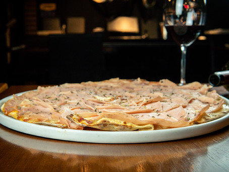 Combinação perfeita: pizza + vinho em oferta na Dolcer Far Niente nesta quarta (9/12)