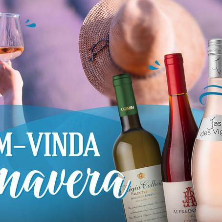 """""""Outubro Rosa"""" harmoniza com vinhos rosés especiais"""