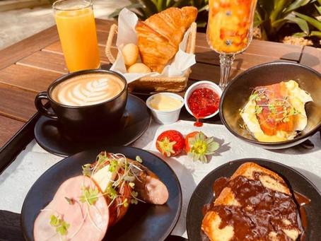 Café das Orquídeas inova com Happy Brunch