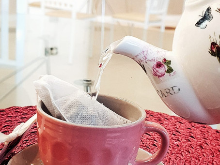 Ravenna Brasília oferece chás gratuitamente todos os dias das 15h às 18h